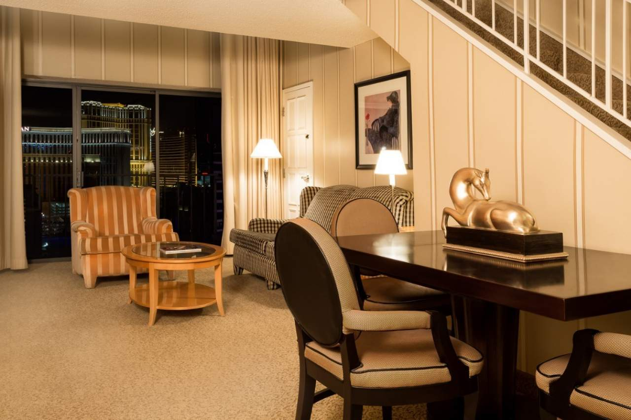 Bally's Townhouse Suite