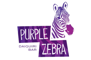 THE PURPLE ZEBRA