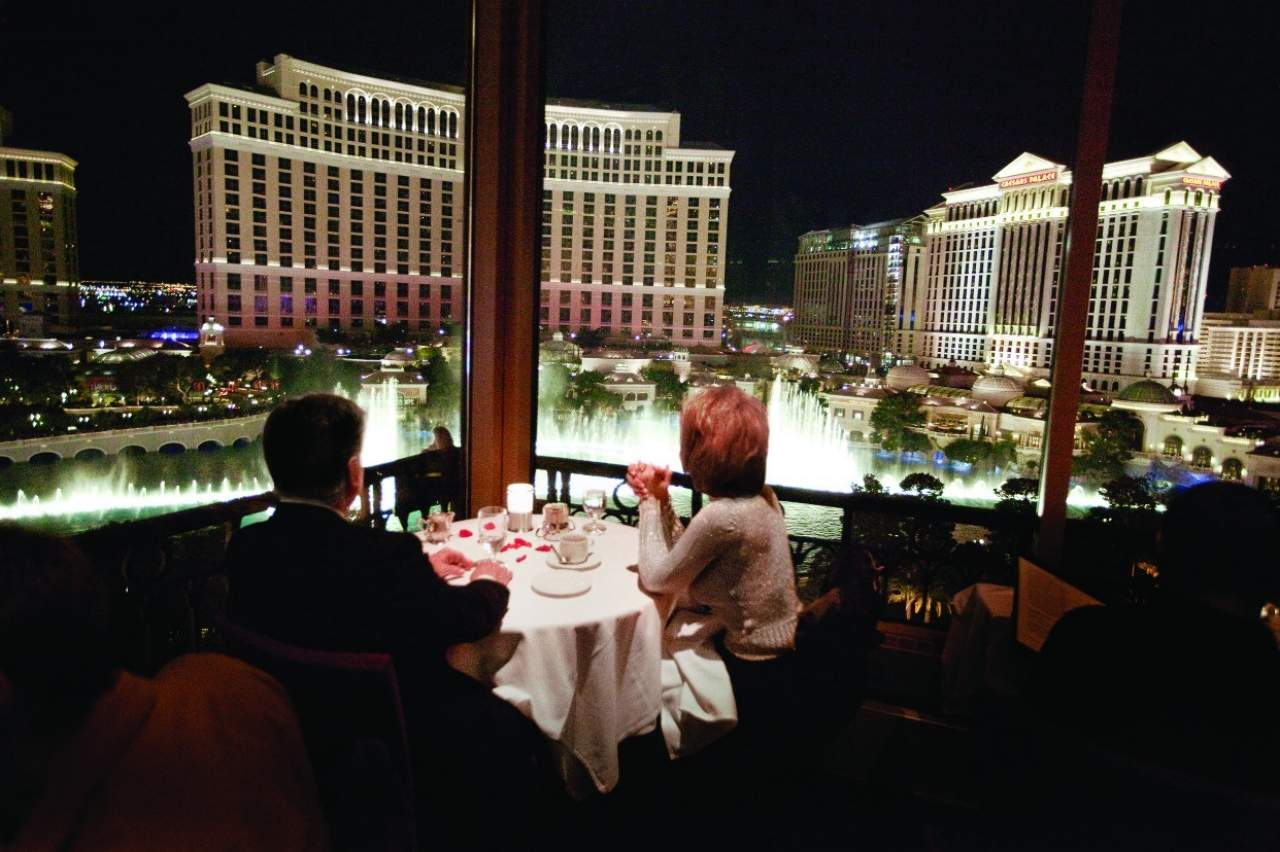 Opinion fine dining las vegas strip