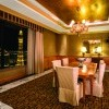 Bay Jacuzzi Suite Dining Room